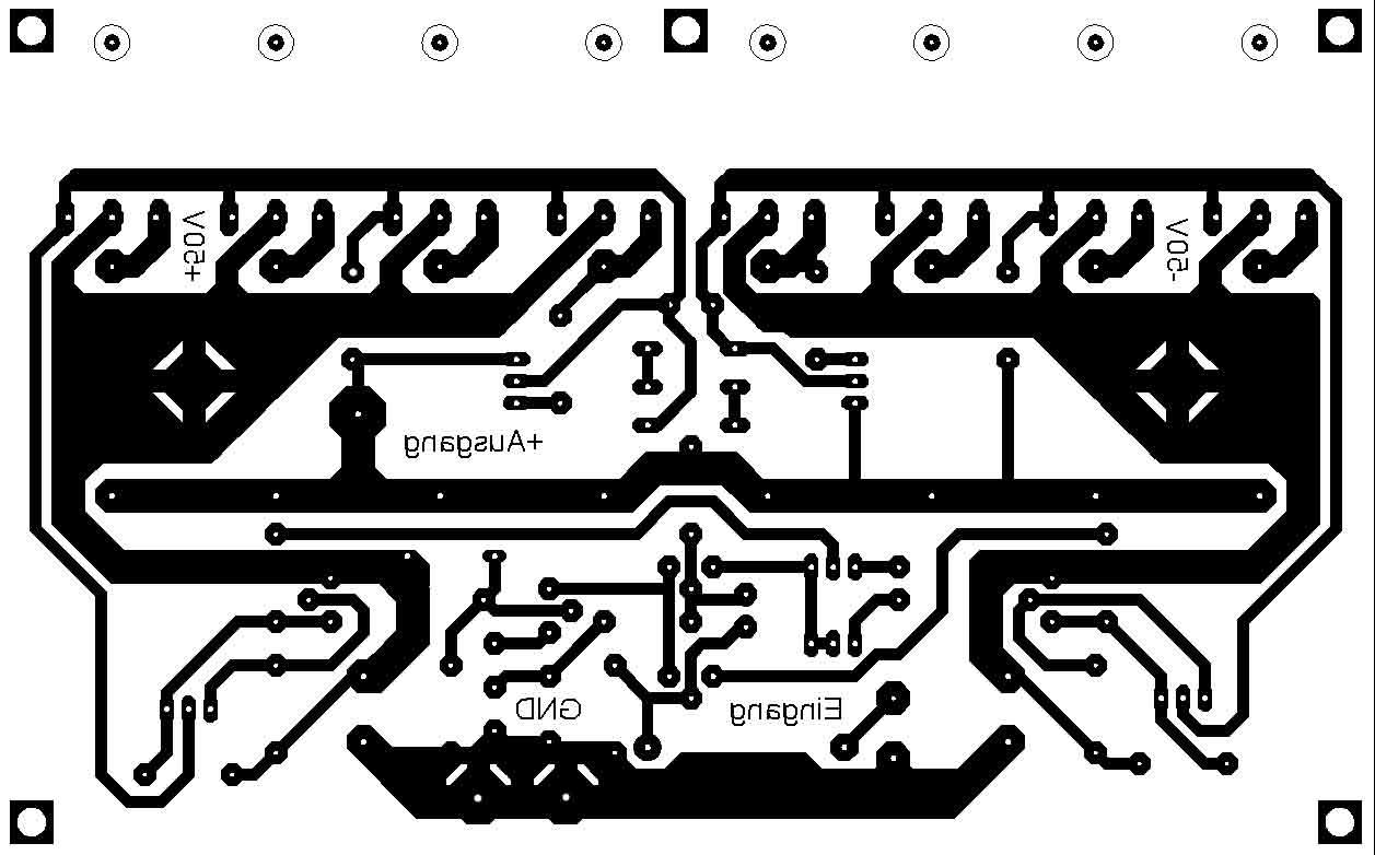 Amplificador mono com o tip142 de 180 a 270w rms 193 udio e