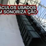 PLANILHAS DE CÁCULOS PARA SONORIZAÇÃO.