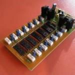 Amplificador de 800 watts rms com MOSFETS