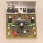 Amplificador de 200 watts RMS (MESMO) mono ou estéreo
