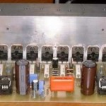 Amplificador mono com o TIP142 de 180 a 270w rms.