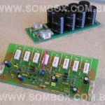 Amplificador mono 400 watts RMS em 4 ohms