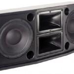 Projeto para sistema pa line array para alto falantes de 10 polegadas