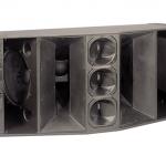 Projeto profissional para line array com 2 alto falantes de 15 polegadas