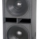 Projeto bass sub-bass com 2 alto falantes de 18 para até 1200 watts