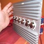 Amplificador 500 watts mono