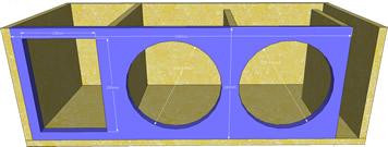 click na imagem para ampliar -- PAINEL FRONTAL COM AS MEDIDAS.