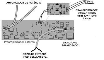 click na imagem para ampliar -- DIAGRAMA DE LIGAÇÕES.