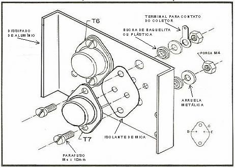 transistores-dissipador